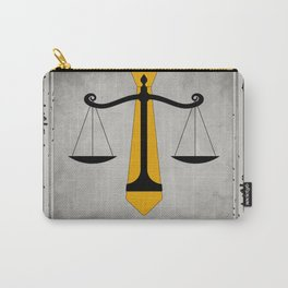 Wanted Lawyer Poster Carry-All Pouch