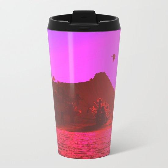 isolation II Metal Travel Mug