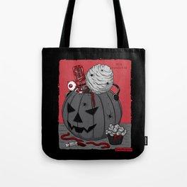 Сreepy candy Tote Bag