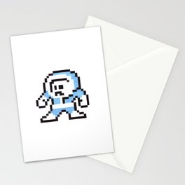 ice man Stationery Cards