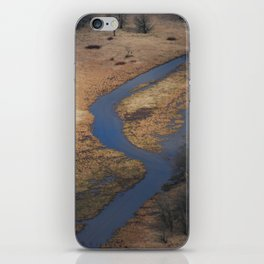 A detour in life iPhone Skin