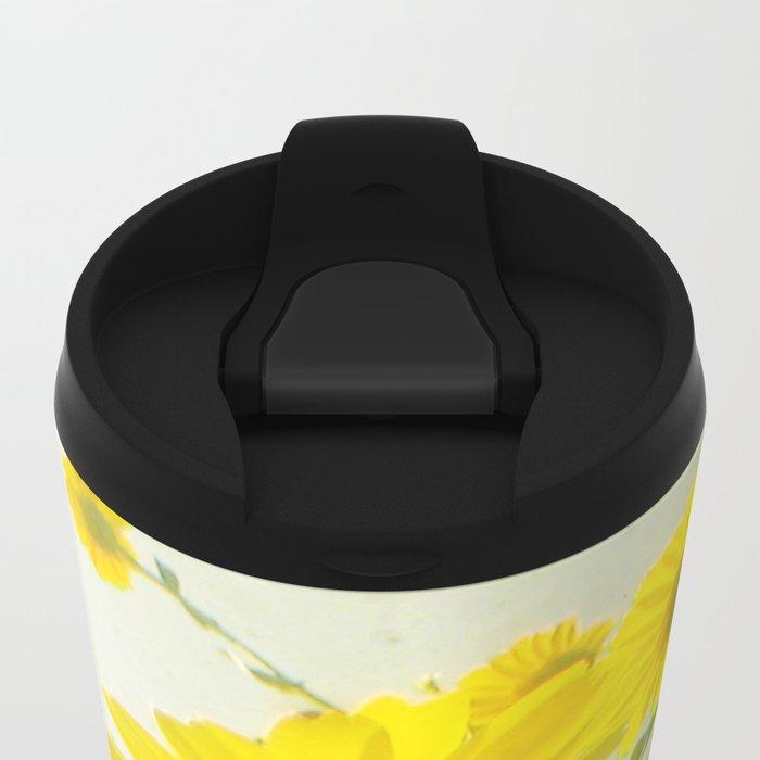 Sunny Afternoon Metal Travel Mug