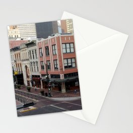 Downtown Houston Stationery Cards