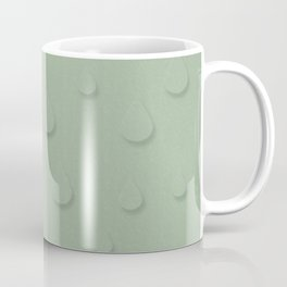 Spring Raindrops Norway Coffee Mug