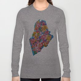 Homage to Maine Long Sleeve T-shirt
