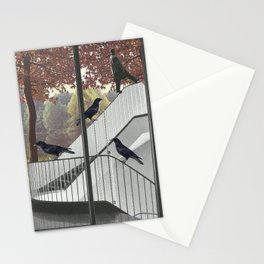 Le retour Stationery Cards