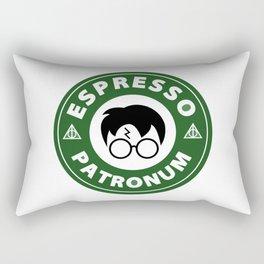 Espresso Patronum starbucks Rectangular Pillow