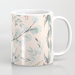Eucalyptus square Coffee Mug