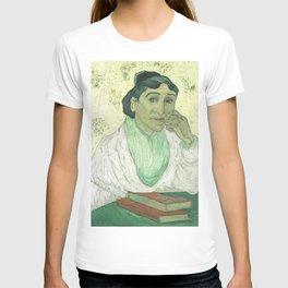 Vincent van Gogh - Portrait of Madame Ginoux T-shirt