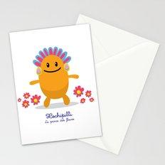 Xochipilli - Le prince des fleurs (Lil Gods) Stationery Cards
