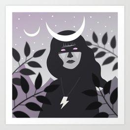 Moon Wanderer Kunstdrucke