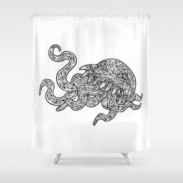 Ultros Shower Curtain