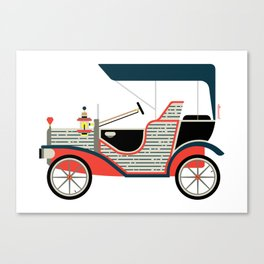 Dream Ride  Canvas Print