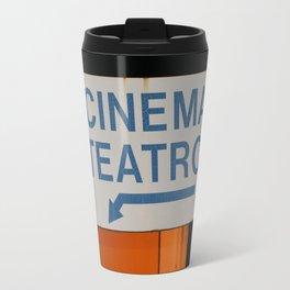 cinema teatro Travel Mug