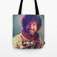Happy Little Astronaut Tote Bag
