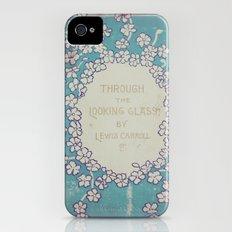 Vintage Alice Slim Case iPhone (4, 4s)
