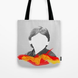 I'm Ron by the way, Ron Weasley. Tote Bag