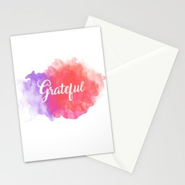 Grateful Stationery Cards