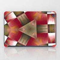 pyramid iPad Cases featuring Pyramid by Deborah Janke