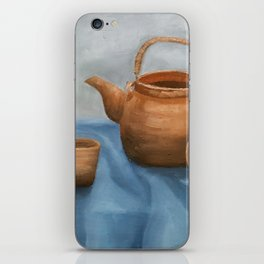 Still life iPhone Skin