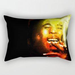Jah is Mighty Rectangular Pillow