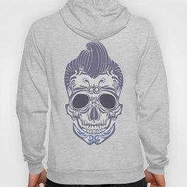 Skull of the sixties Hoody