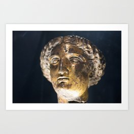 Sulis Minerva Art Print