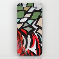indie iPhone & iPod Skins featuring Indie Suarez by ClaireBerry