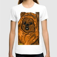 ewok T-shirts featuring Ewok by Art of Fernie