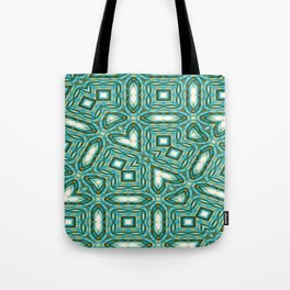 Turquoise Gems Tote Bag