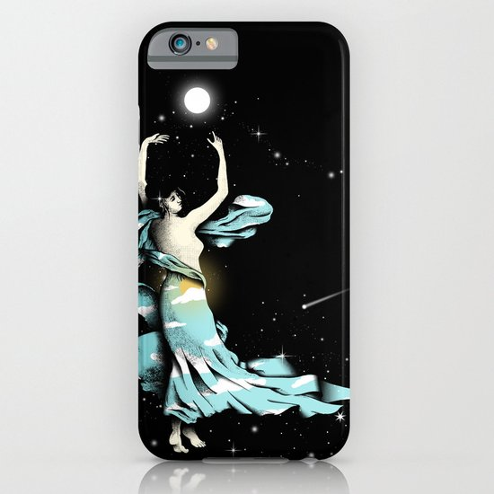 Dance Into The Moonlight iPhone & iPod Case