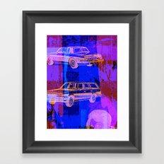 Caprice Framed Art Print