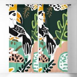 The Toucan Blackout Curtain