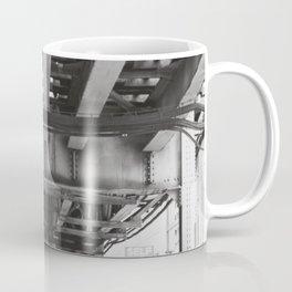 Follow the Tracks Coffee Mug