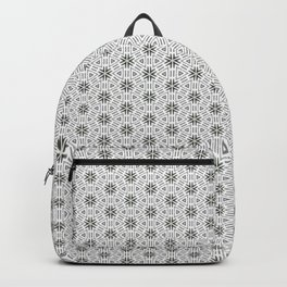 Geometric Pattern Light Backpack