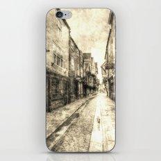 The Shambles York Vintage iPhone & iPod Skin