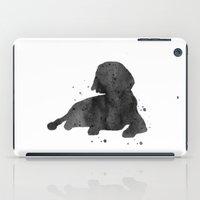beagle iPad Cases featuring Beagle by Carma Zoe