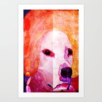 Princess Dogidala Art Print
