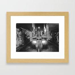 The Octopus Rabbit No. 4 Framed Art Print