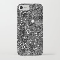trip iPhone & iPod Cases featuring Trip by Hugo F G