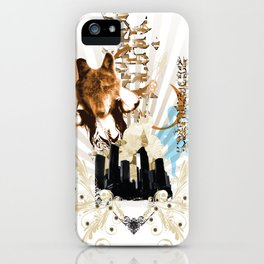 vintage.Ally iPhone Case