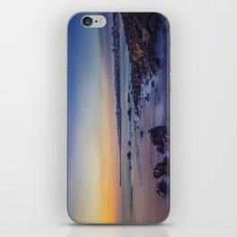 Sunset by the Sea iPhone Skin