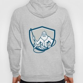 Neptune Power Washer Shield Retro Hoody