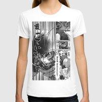 manga T-shirts featuring Manga 03 by Zuno
