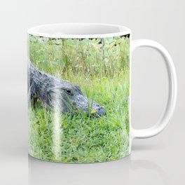 Jurassic Flower Coffee Mug