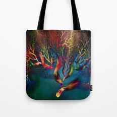 Beautiful Sea Beasts Tote Bag