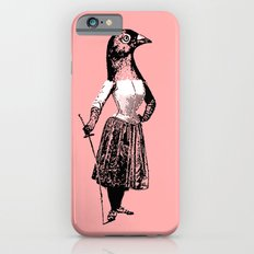 The Fencing Pigeon iPhone 6s Slim Case