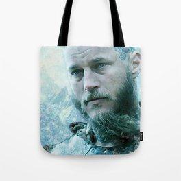 Winter Ragnar Tote Bag