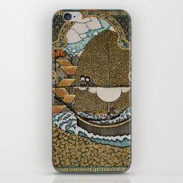 Taking on Water iPhone Skin