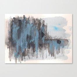 150423 Autumn Abstract 81 Canvas Print